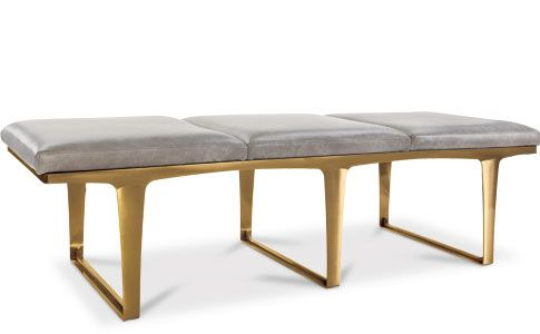Marquis Seating - Hospitality Seating - Benches & Ottomans - BOOKER