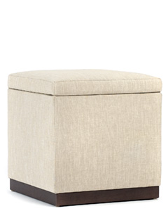 Marquis Seating - Hospitality Seating - Benches & Ottomans - Jason Storage Ottoman