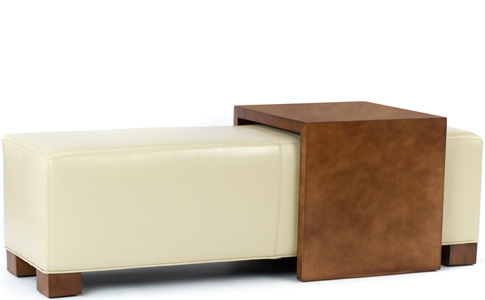 Marquis Seating - Hospitality Seating - Benches & Ottomans - Concord