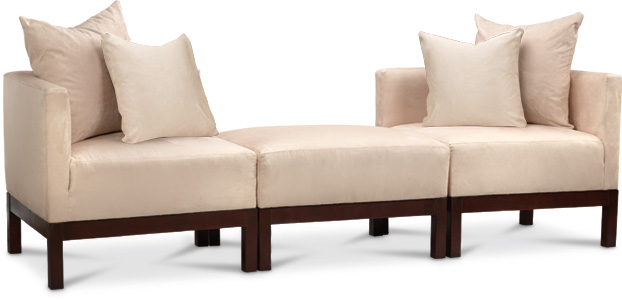 Marquis Seating - Hospitality Seating - Love Seats & Sofas - Daniel